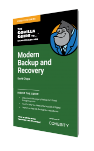Modern Backup and Recovery