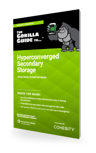 Hyperconverged Secondary Storage