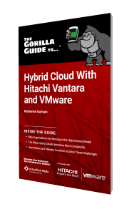 Hybrid Cloud With Hitachi Vantara and VMware