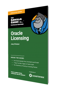 Oracle Licensing