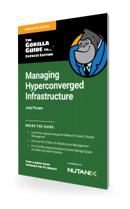 Managing Hyperconverged Infrastructure