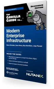 Modern Enterprise Infrastructure