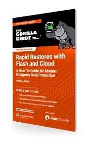 Rapid Restores with Flash and Cloud - 2nd Edition!