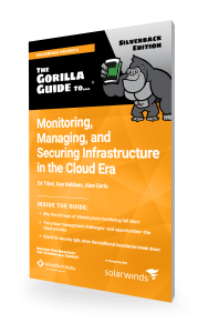Monitoring, Managing, and Securing Infrastructure in the Cloud Era