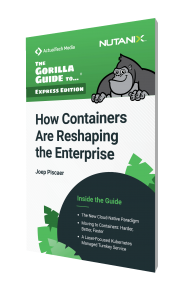 The Gorilla Guide To…® (Express Edition) How Containers Are Reshaping the Enterprise