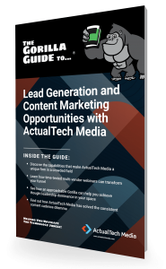 Lead Generation & Content Marketing Opportunities with ActualTech Media