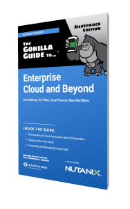 The Gorilla Guide To…® (Silverback Edition) Cloud Services and Beyond