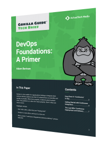 DevOps Foundations: A Primer