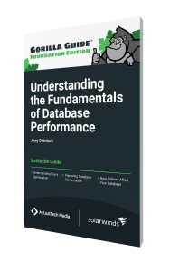 Gorilla Guide® (Foundation Edition): Understanding the Fundamentals of Database Performance