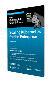 The Gorilla Guide To…® Scaling Kubernetes for the Enterprise