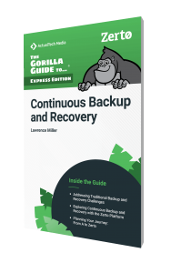 The Gorilla Guide To…® Continuous Backup and Recovery, Express Edition